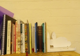 The Sheffield local studies shelf, research for the Sheffield Wheels project.